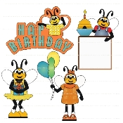 Hap-Bee Birthday