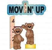Movin' Up Bears