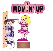 Movin' Up Girl