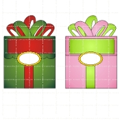 Present Gift Card Holders