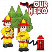 Our Hero Firefighters