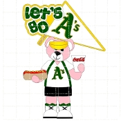Let's Go A's