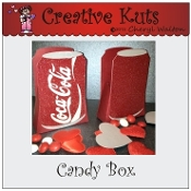 Coca Cola Candy Box