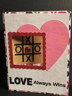 Love Always Win Card