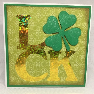 St. Patty's Card Set